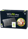 Wii Fit Plus Bundle -schwarz- (inkl. Balance Board) (Nintendo Wii)