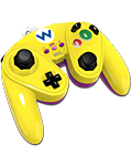 Fight Pad GameCube -Wario- (PDP)