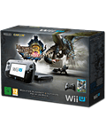 Nintendo Wii U - Monster Hunter Premium Pack -schwarz- (inkl. Monster Hunter 3 Ultimate)