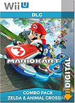 Mario Kart 8: Combo Pack (Zelda & Animal Crossing) (Wii U-Digital)