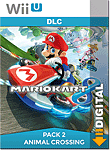 Mario Kart 8: Pack 2 Animal Crossing (Wii U-Digital)