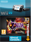 Legend of Zelda: Majora's Mask (Wii U-Digital)