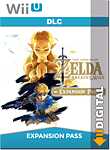 Legend of Zelda: Breath of the Wild - Expansion Pass (Wii U-Digital)