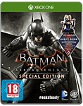 Batman: Arkham Knight - Steelbook Edition