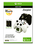 Charge System inkl. 2 Akkus V2 -White- (PDP) (Xbox One)