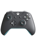 Controller Wireless Xbox One -Grey/Blue- (Microsoft)