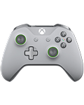 Controller Wireless Xbox One -Grey/Green- (Microsoft)