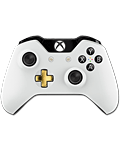 Controller Wireless Xbox One -Lunar White- (Microsoft)