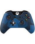 Controller Wireless Xbox One -Midnight Forces- (Microsoft)