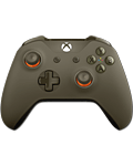 Controller Wireless Xbox One -Green/Orange- (Microsoft)