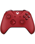Controller Wireless Xbox One -Red- (Microsoft)