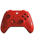 Controller Wireless Xbox One -Sport Red- (Microsoft)
