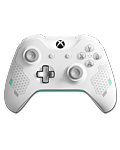 Controller Wireless Xbox One -Sport White- (Microsoft)