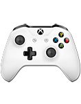 Controller Wireless Xbox One -White- (Microsoft)