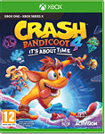 Crash Bandicoot 4: It's About Time (inkl. Tasche)