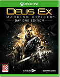 Deus Ex: Mankind Divided - Day 1 Edition (Xbox One)