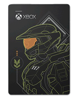 Game Drive Harddisk 5 TB HDD USB 3.2 -Halo: Master Chief Limited Edition- (Seagate)