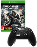 Gears of War 4 & Controller Wireless Xbox One -Elite-