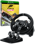 Lenkrad G920 Driving Force Bundle inkl. Forza Horizon 3 - Ultimate Ed. (Logitech)