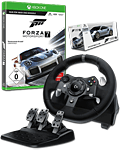 Lenkrad G920 Driving Force Bundle inkl. Forza Motorsport 7 (Logitech)