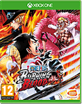 One Piece: Burning Blood -E-