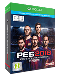 PES 2018 - Pro Evolution Soccer - Legendary Edition (Xbox One)