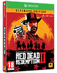 Red Dead Redemption 2 - Ultimate Edition (inkl. Streitross & Outlaw Survival Kit)