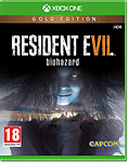 Resident Evil 7: Biohazard - Gold Edition -E- (Xbox One)