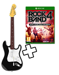 Rock Band 4 - Fender Stratocaster Edition