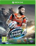 Rugby League Live 4 -E-