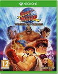 Street Fighter: 30th Anniversary Collection (inkl. Ultra Street Fighter IV Digital-Version)