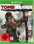 Tomb Raider - The Definitive Edition (Xbox One)