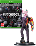 Watch Dogs: Legion - Ultimate Edition & Figur Resistant of London (inkl. Schlüsselanhänger)