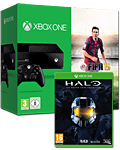 Xbox One PAL 500 GB - Halo: The Master Chief & FIFA 15 Set