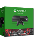 Xbox One PAL 500 GB - Gears of War: Ultimate Edition Set (inkl. 3 Skin Packs)