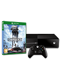 Xbox One PAL 500 GB - Star Wars: Battlefront Set