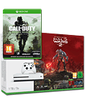 Xbox One S Konsole 1 TB - Call of Duty: Modern Warfare Remastered Set (Microsoft) (Xbox One)