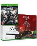 Xbox One S Konsole 1 TB - Gears of War 4 Set (Microsoft) (Xbox One)