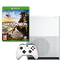 Xbox One S Konsole 1 TB - Ghost Recon Wildlands Set (Microsoft)