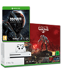Xbox One S Konsole 1 TB - Mass Effect: Andromeda Set (Microsoft) (Xbox One)