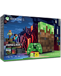 Xbox One S Konsole 1 TB - Minecraft Set (Microsoft) (Xbox One)