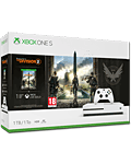 Xbox One S Konsole 1 TB - The Division 2 Set (Microsoft)