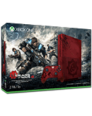 Xbox One S Konsole Limited Edition 2 TB -Gears of War 4- (Microsoft)