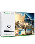 Xbox One S Konsole 500 GB - Assassin's Creed Origins Set (Microsoft) (Xbox One)