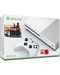 Xbox One S Konsole 500 GB - Battlefield 1 Set (Microsoft)