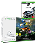 Xbox One S Konsole 500 GB - Forza Motorsport 7 Set (Microsoft)