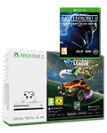 Xbox One S Konsole 500 GB - Rocket League & Star Wars: Battlefront DX Set (Microsoft)