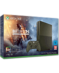Xbox One S Konsole Special Edition 1 TB - Battlefield 1 Set (Microsoft)