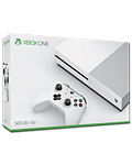 Xbox One S Konsole 500 GB -White- (Microsoft) (Xbox One)