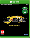 Yakuza 7: Like a Dragon - Day 1 Edition -FR-